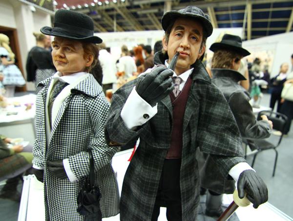 Салон авторских кукол