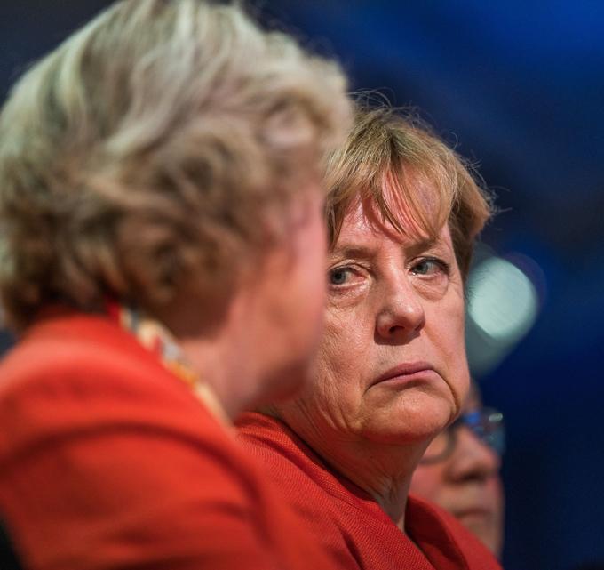 Вершители судеб... Ангела Меркель