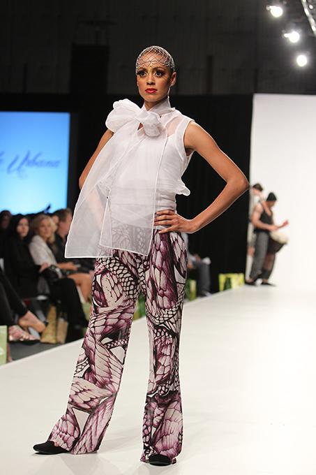 Модное шоу Urbana Chappa
