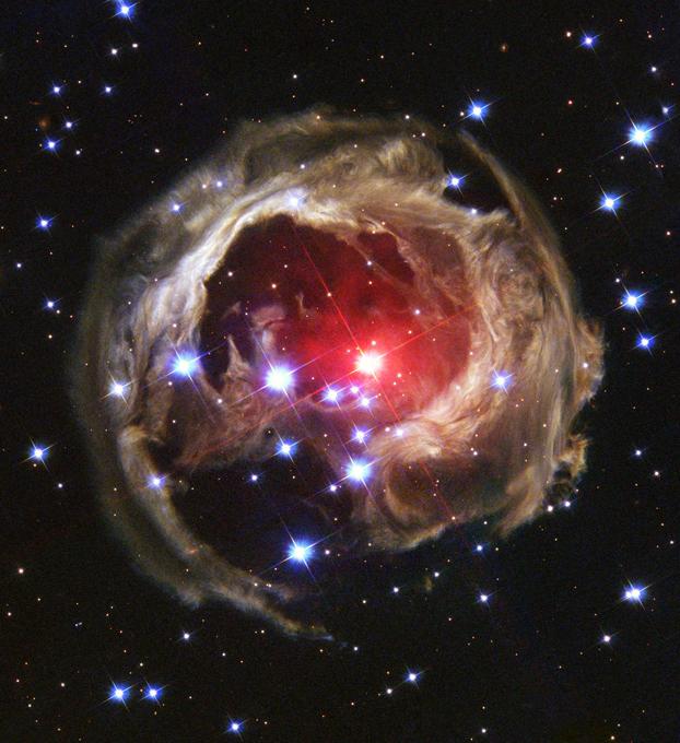 Взгляд в космос