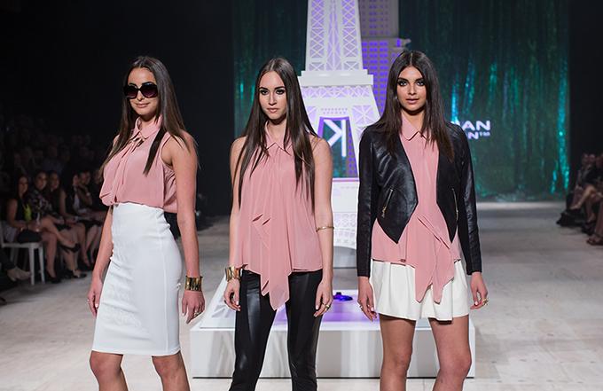 Модная коллекция от семейства Кардашьян