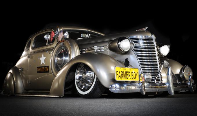"""Выставка ретро автомобилей """"Viva Las Vegas"""""""