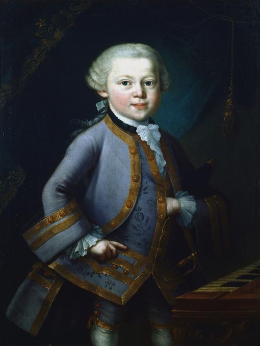 Моцарт: Загадки жизни и смерти