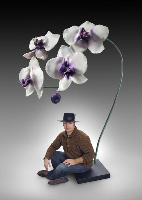 Стеклянные орхидеи Джейсона