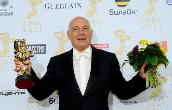 """В Москве объявили победителей """"ТЭФИ-2011"""""""