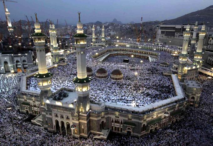 Десять самых красивых мечетей мира