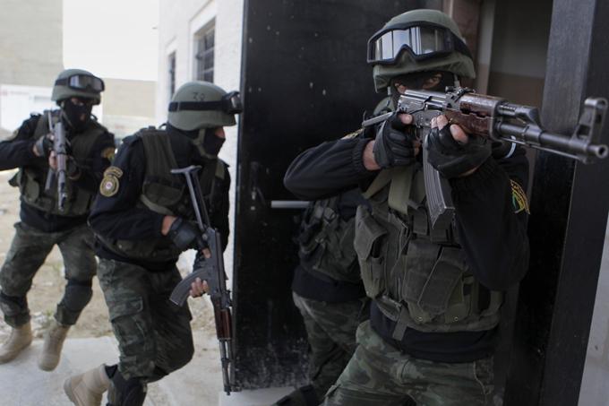 Силы безопасности Палестины: Из партизан в генералы