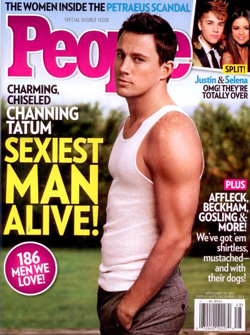Самые сексуальные мужчины по версии журнала People