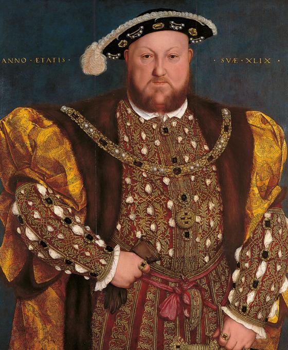 """Все жены Генриха VIII и его """"коллег"""". Не сбейтесь со счета!"""