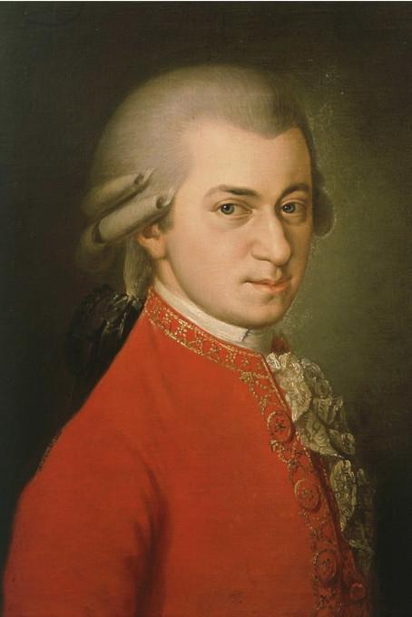 Гении дня (27.01): вечные дети. Вольфганг Амадей Моцарт