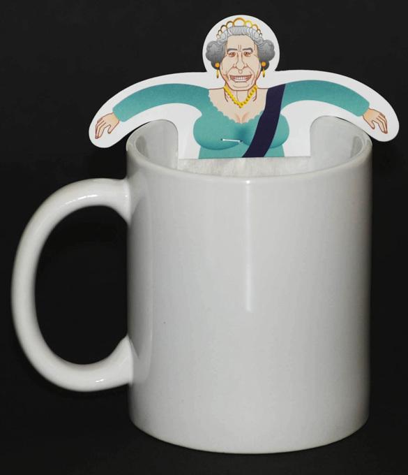 Королевское чаепитие