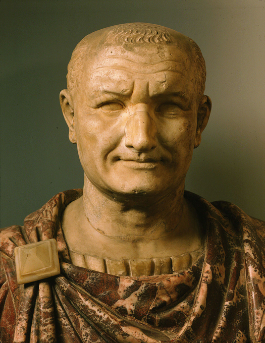 Веспасиан - крестьянин на римском троне