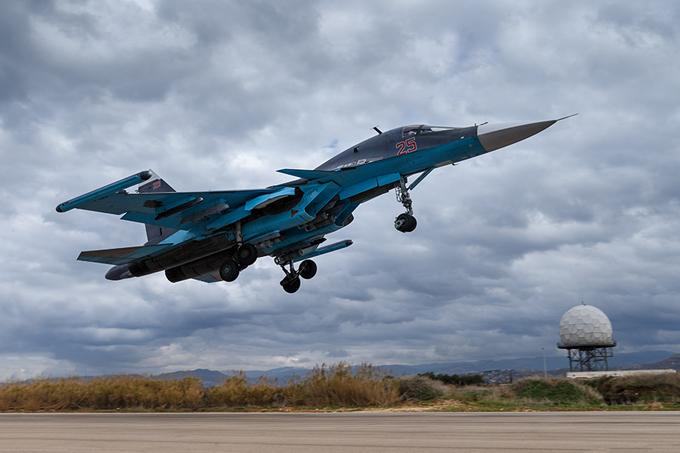 Военная база Хмеймим: Будни ВКС России