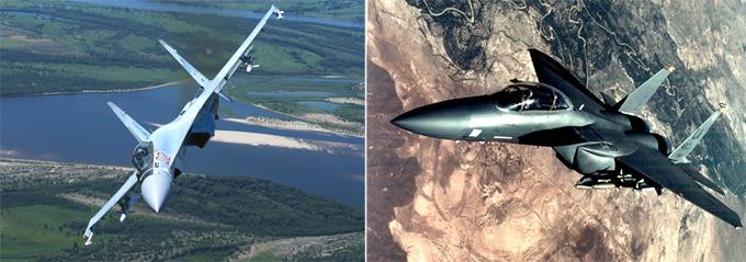"""Су-35 против """"невидимок"""" США. Американцам  придется не сладко в бою с этой машиной"""