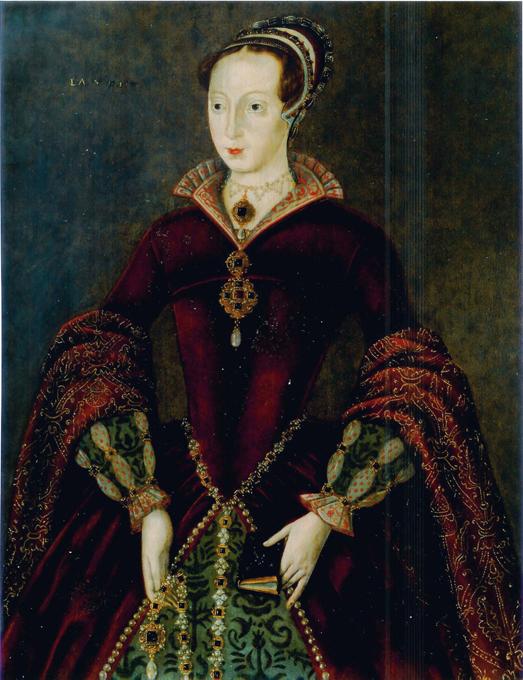 Английские королевы лишившиеся головы