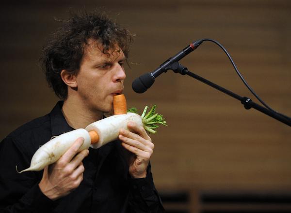 Джаз на репе и моркови
