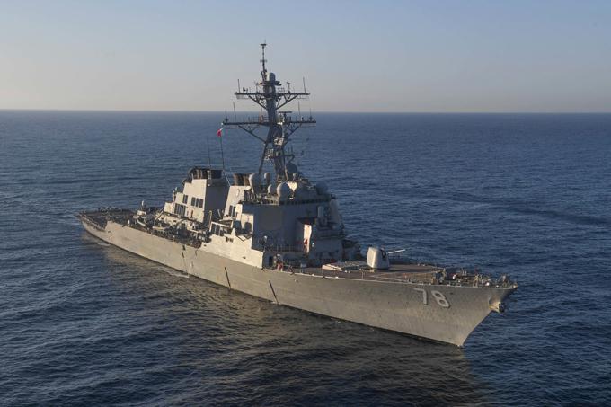 Эсминцы для Тихого океана. Эскадренные миноносцы