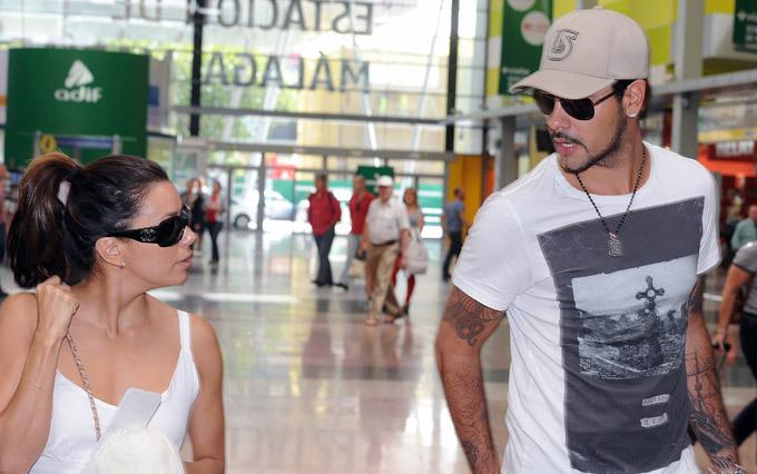 Ева Лонгория и Эдуардо Крус: после расставания снова вместе?