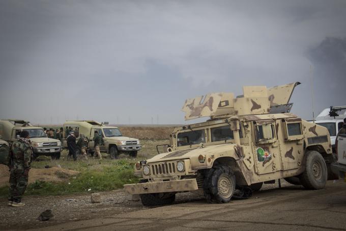 Армия курдов: Их мало, но они потомки Саладина. Оружие советское