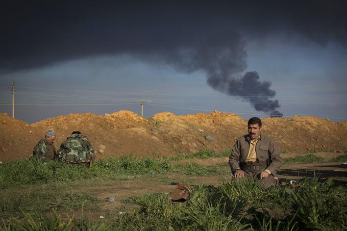 Армия курдов: Их мало, но они потомки Саладина
