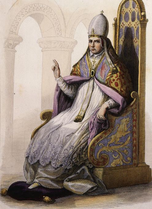 Конец Света, так и не увидевший конца. Предсказание Папы Сильвестра II