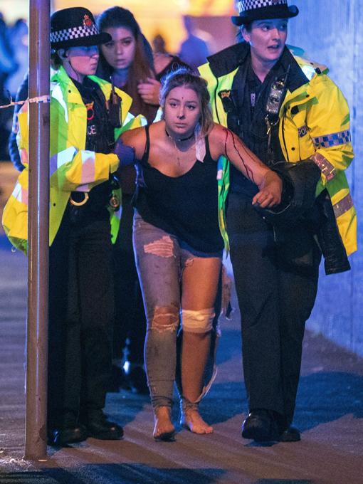Агония в Манчестере