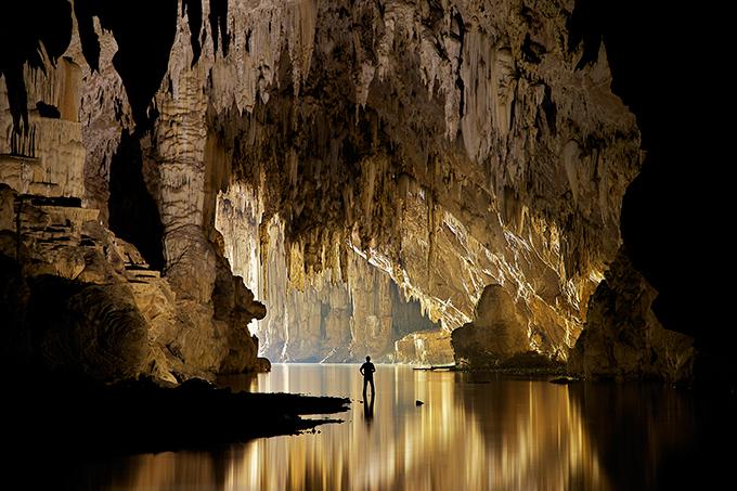 Таинственные пещеры Таиланда
