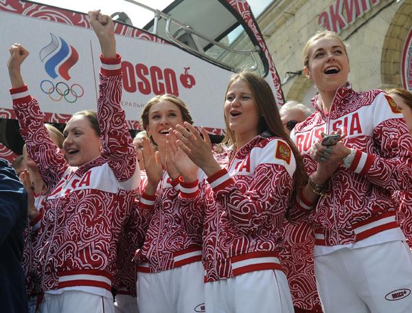 Звезды шоу-бизнеса поддержали российских олимпийцев