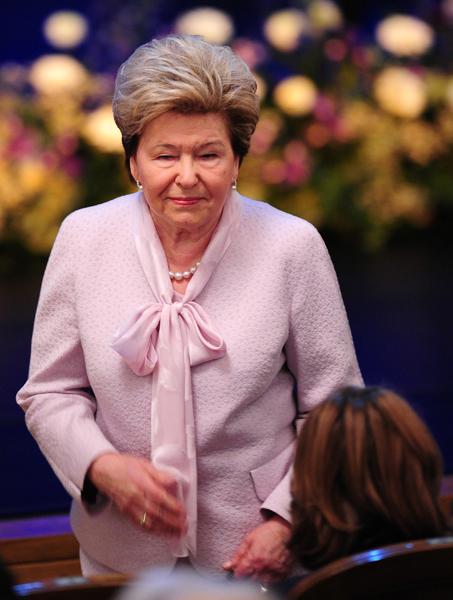 Самая первая леди России отмечает юбилей