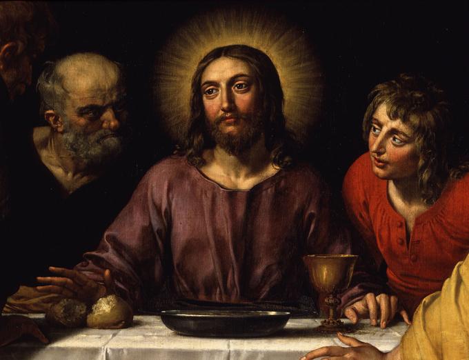 Как искали Святой Грааль. Иисус Христ