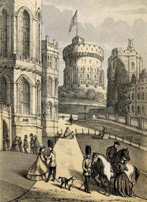 Увлекательная история бастиона королей Англии