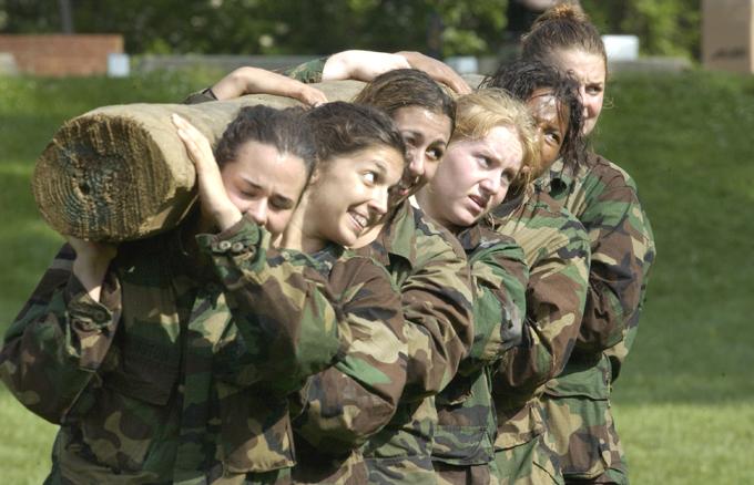 Солдат Джейн: путь к смерти и борьба за выживание