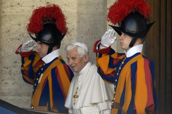 Личная армия Папы Римского