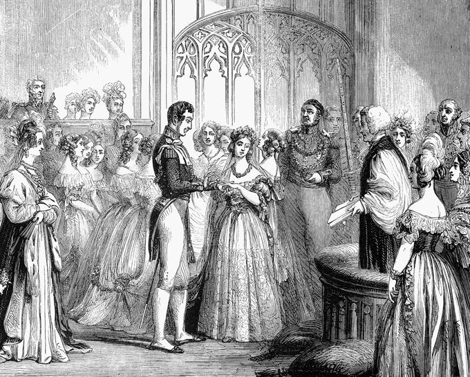 Неординарный подход к институту брака