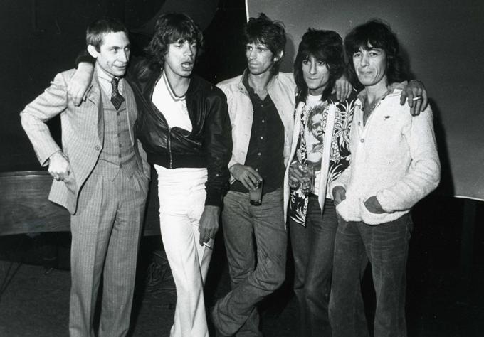 К 50-летию The Rolling Stones