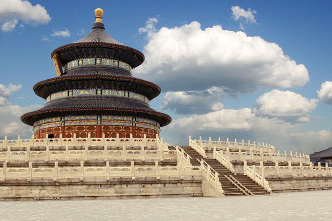 Храм Неба: императорский жертвенный алтарь в Пекине