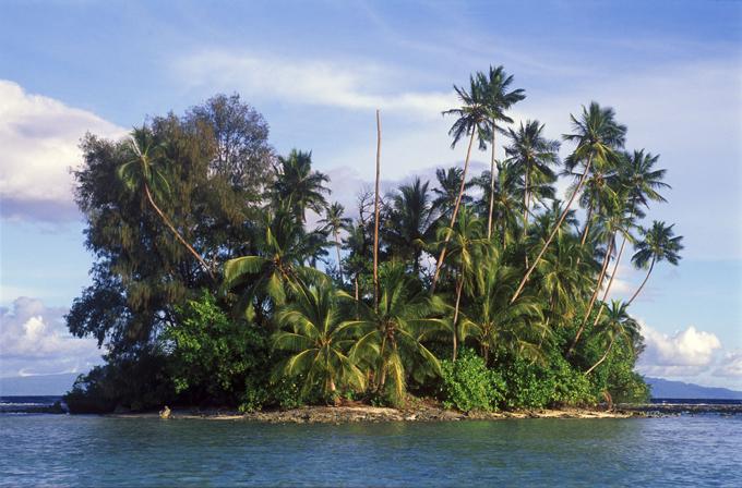 Самые живописные и необычные острова