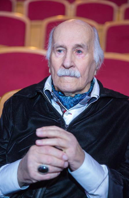Ушел из жизни легендарный актер Владимир Зельдин