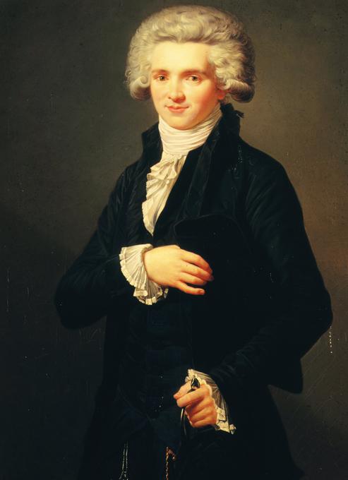 Робеспьер. Идеолог революционного террора