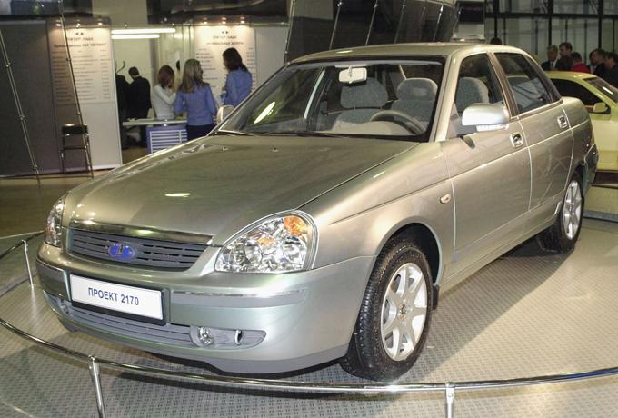 Самые любимые авто россиян