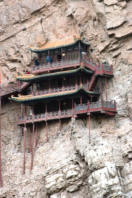 Cамые труднодоступные монастыри мира