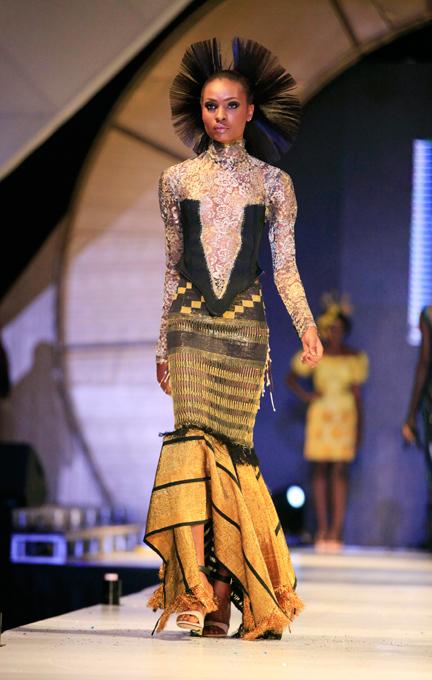 Модные показы в Нигерии