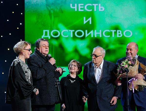 """В Москве вручили кинопремию """"Ника"""""""