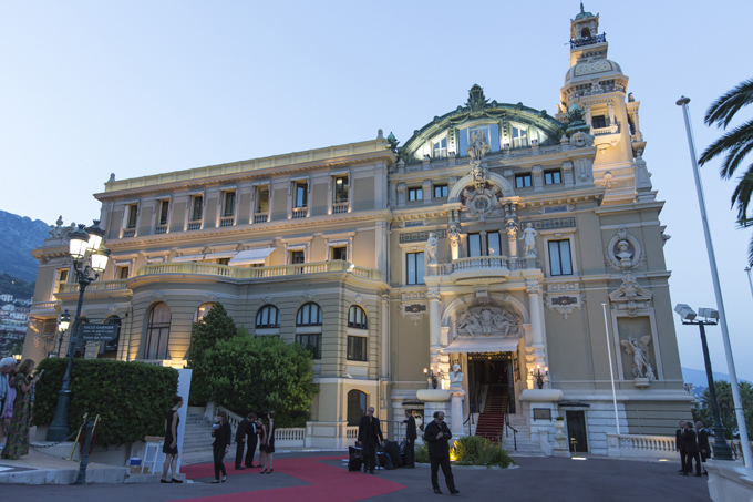 Светский бал в Монако