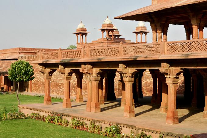Фатехпур Сикри: город-призрак
