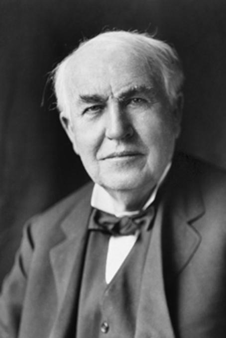 Гении дня (11.02): изобретатели. Томас Эдисон