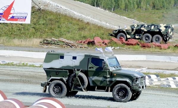 """""""Оборона и защита – 2012"""""""