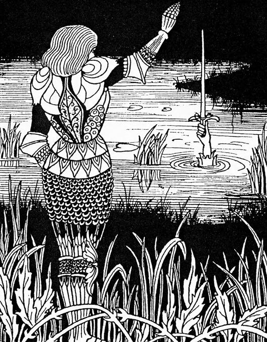 Легендарное оружие из глубин веков: мечи
