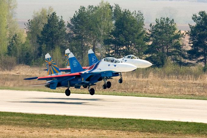 «Русские Витязи» - асы российского неба
