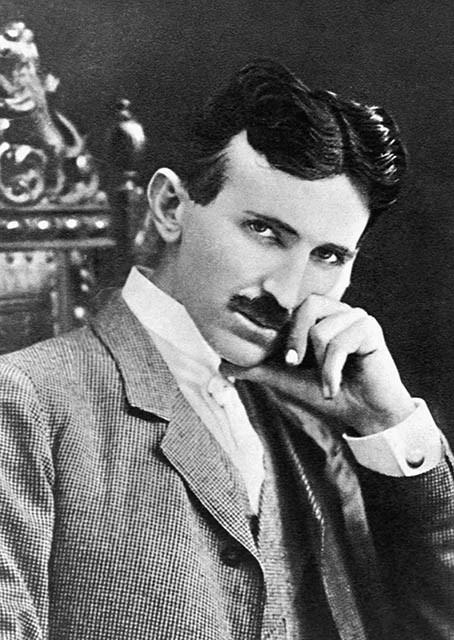 Гении дня (10.07): изобретатели. Никола Тесла